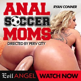 Anal Soccer Moms at Evil Angel
